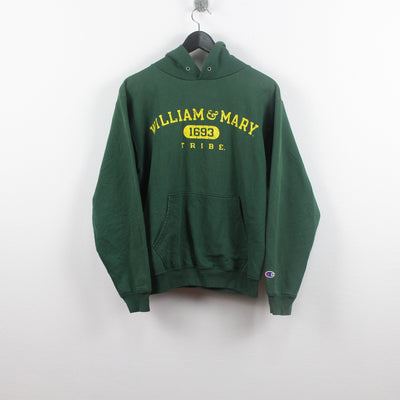 Vintage Champion x William & Mary Hoodie XS-Greenstreet-Vintage