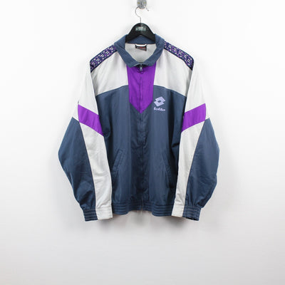 Vintage Lotto Trackjacket M-Greenstreet-Vintage