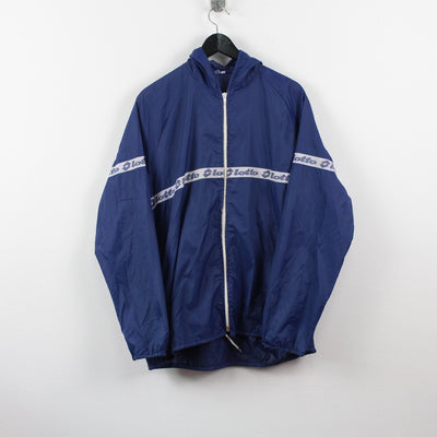 Vintage Lotto Windbreaker L-Greenstreet-Vintage