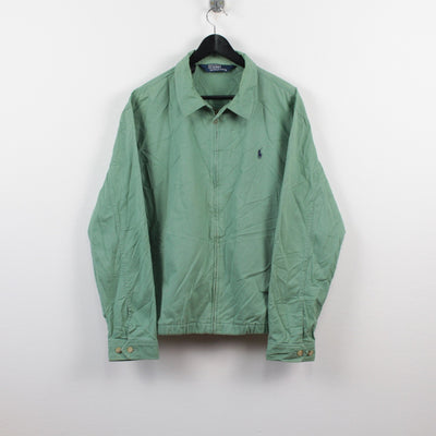 Vintage Polo Ralph Lauren Harrington L-Greenstreet-Vintage