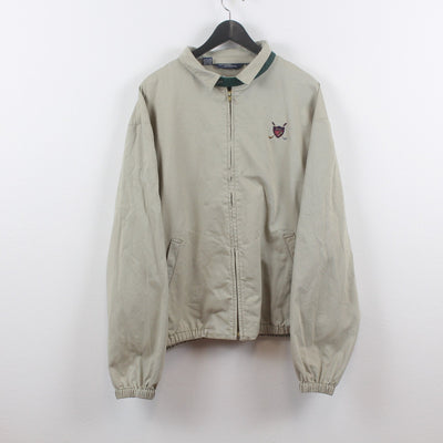 Vintage Ralph Lauren Golf Harrington XL-Greenstreet-Vintage