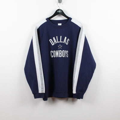 Vintage Reebok x Dallas Cowboys Sweater L-Greenstreet-Vintage