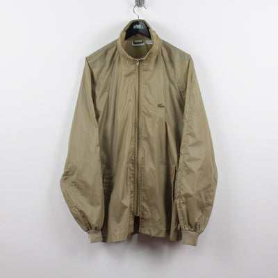 Vintage The Lacoste Club military style Windbreaker L-Greenstreet-Vintage