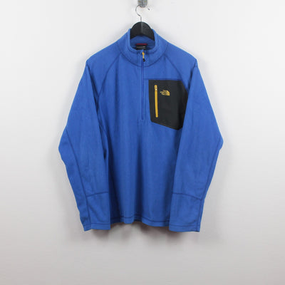 Vintage The North Face Zip Sweater L-Greenstreet-Vintage