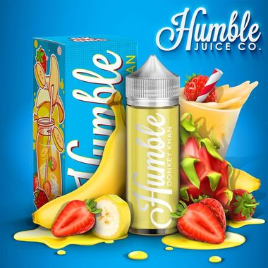 Humble - Donkey Khan 3mg 120ml