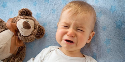 5 Possible Reasons For Your Baby's Crying