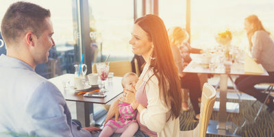 Help For Mums To Feel Comfortable Breastfeeding In Public