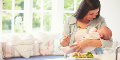 Mythbusting: Foods to Avoid While Breastfeeding