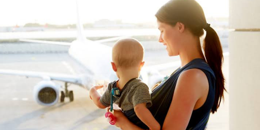 Seven Mum-Specific Tips For Travelling With A Baby