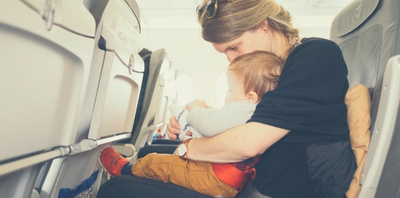 Ten Hacks for Travelling with Babies and Children