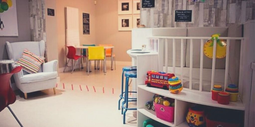 Breastfeeding-Friendly Cafe Opens In The UK