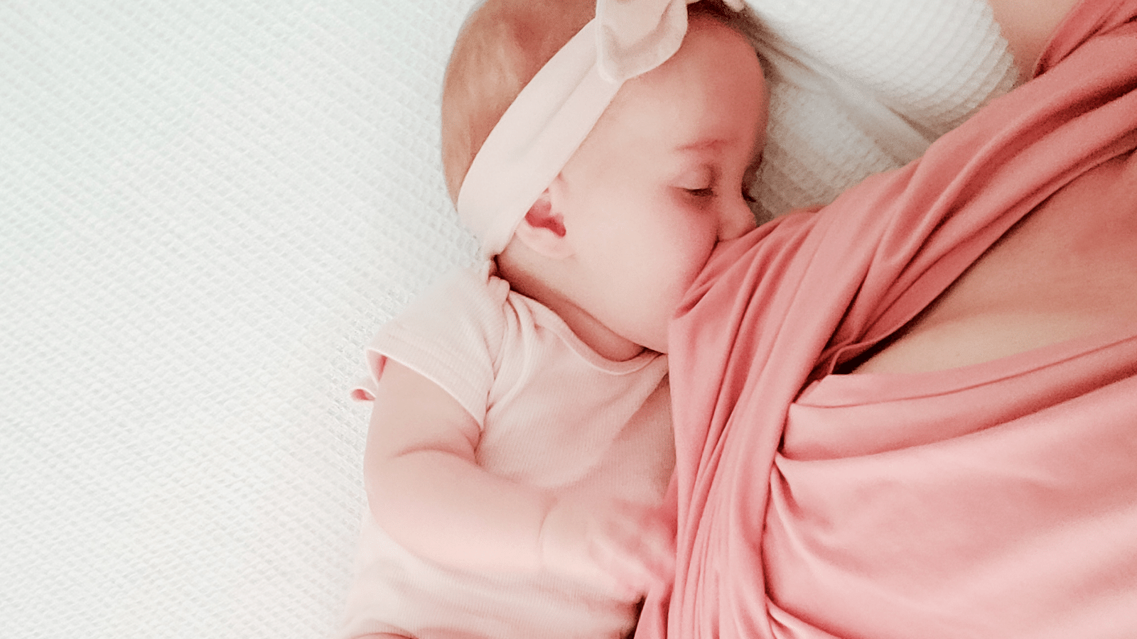 Breastfeeding and Co-sleeping: Some Pros and Cons