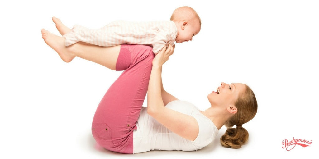 Breastfeeding and Exercise - Will it Affect my Milk Supply?