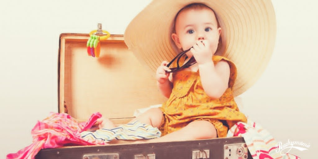 Holiday Packing Essentials For Families With Bubs