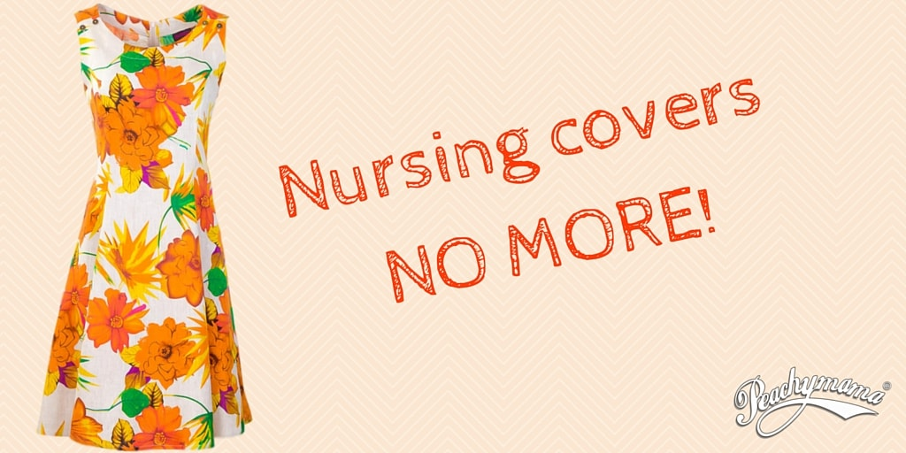 Why Nursing Covers Might Not Cut It