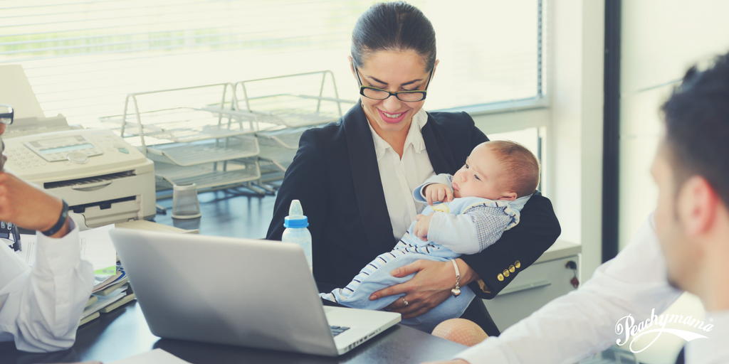 You CAN Still Breastfeed After Returning to Work