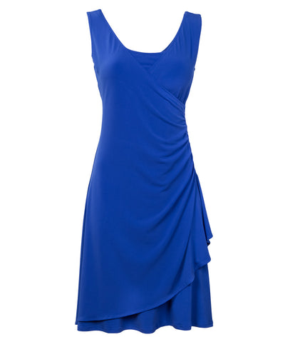 blue-gathered-wrap-breastfeeding-dress-hero
