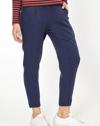 Drop Crotch Pants - Navy from Peachymama - 3