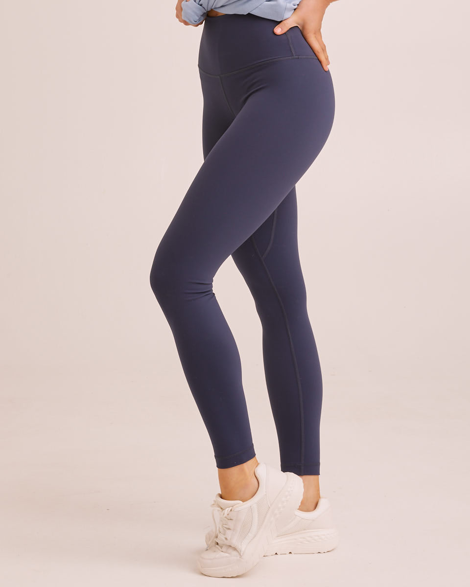 Active Post Pregnancy Leggings - Indigo