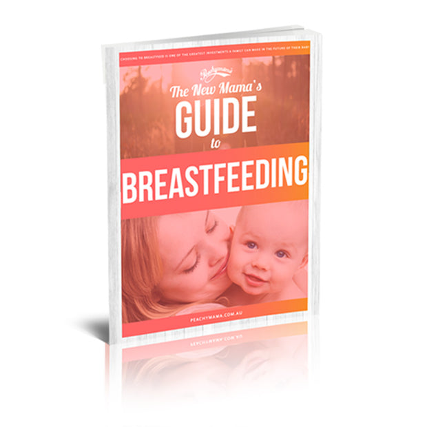New Mama's Guide To Breastfeeding