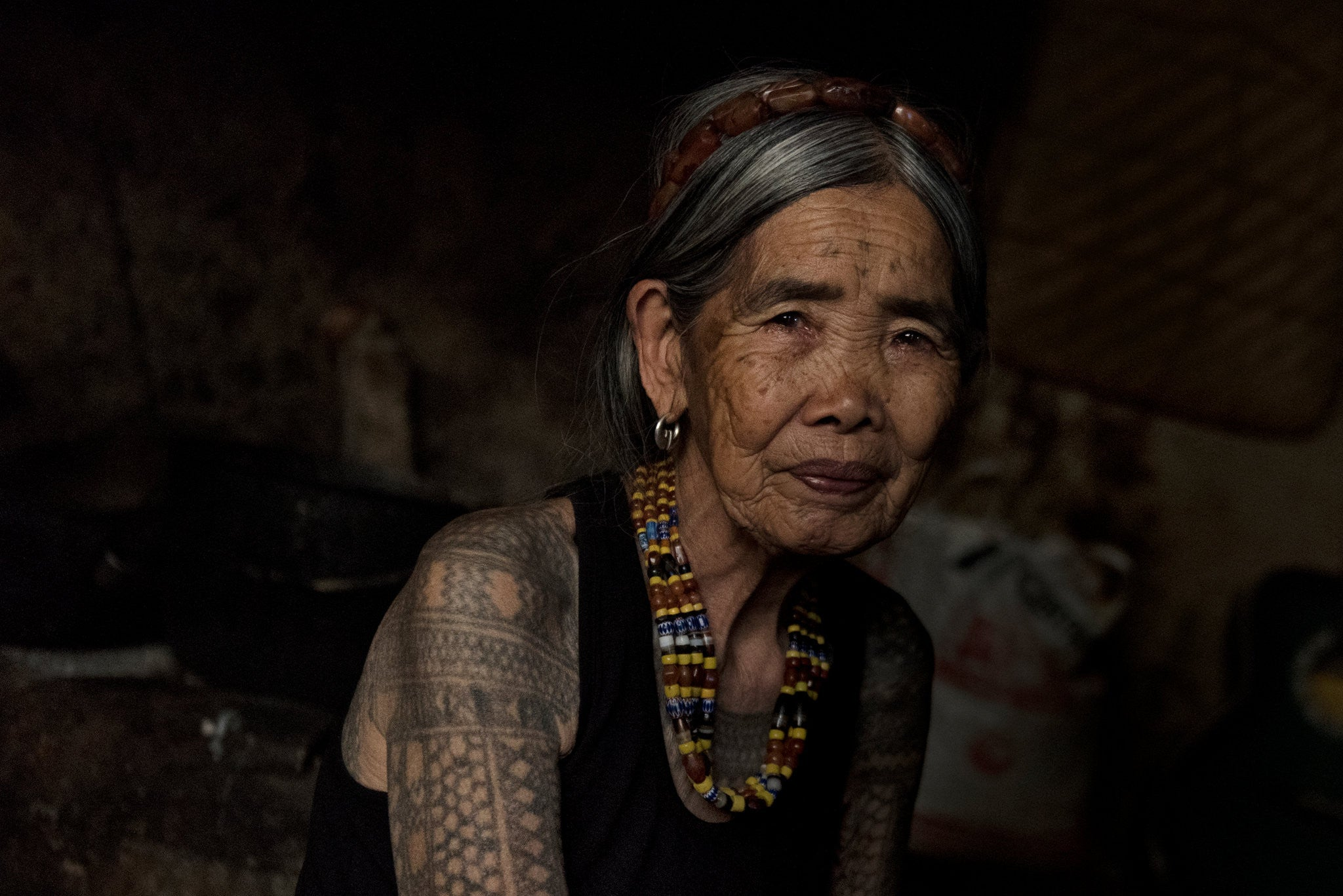 100-year-old Filipina Tattoo Artist Keeps Tradition Alive