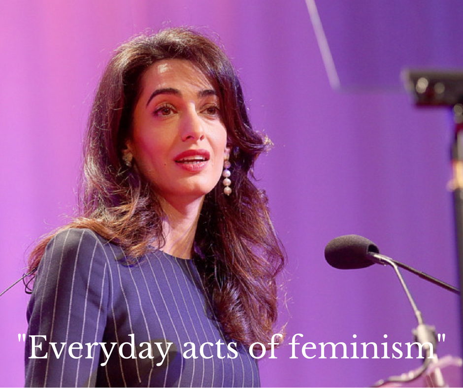 Everyday Acts of Feminism