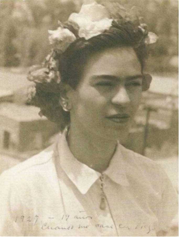 Rare Photos of Frida Kahlo