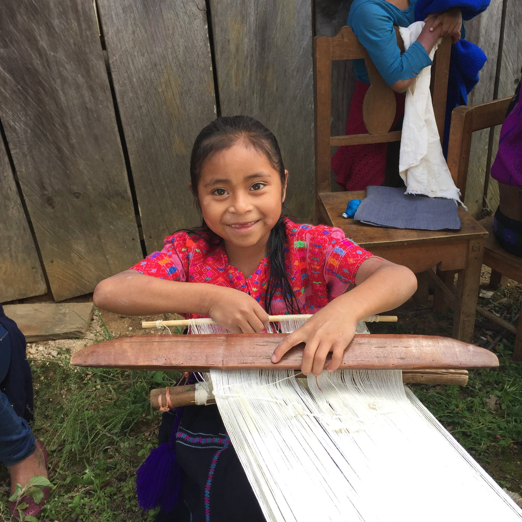 In The Villages Of Southern Mexico, Women Are Weaving Hope For Future Generations