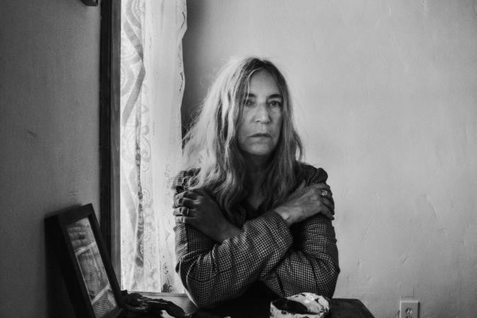 Patti Smith On Strong Women