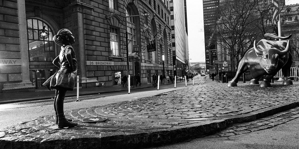 Wall Street, Meet Fearless Girl