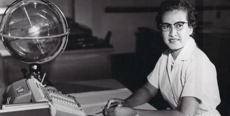 How Black Women Did the Math that Put Men on the Moon