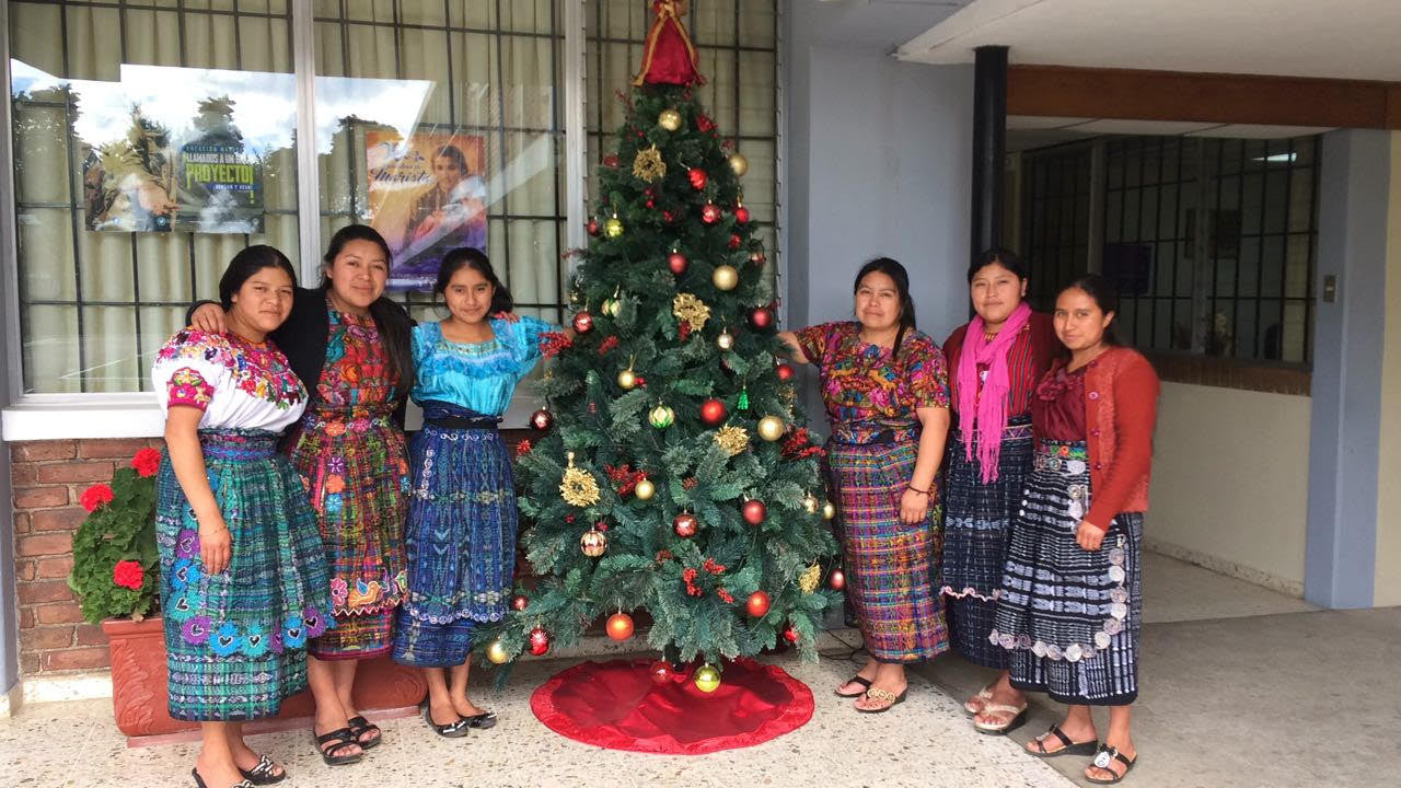 Christmas in Totonicapán, Guatemala