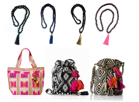 Catrinka boho chic accessories and handbags