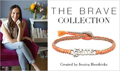 Brave Collection ethical fashion jewelry