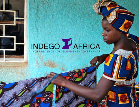 Indego Africa ethical fashion empowering women