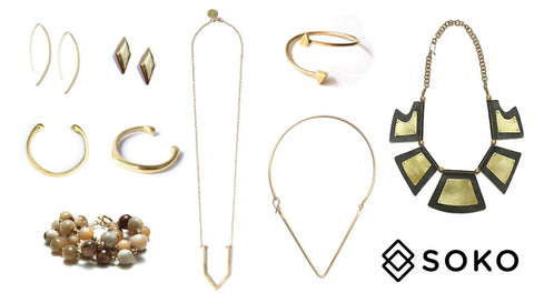 Soko ethical fashion jewelry