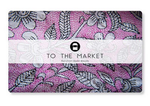 To the Market ethical fashion site