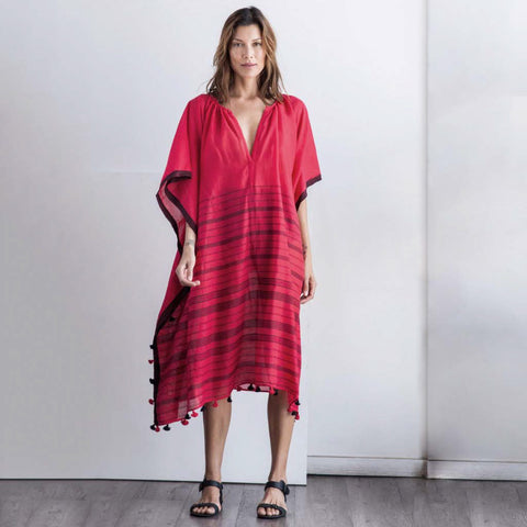 Two New York caftan ethical fashion