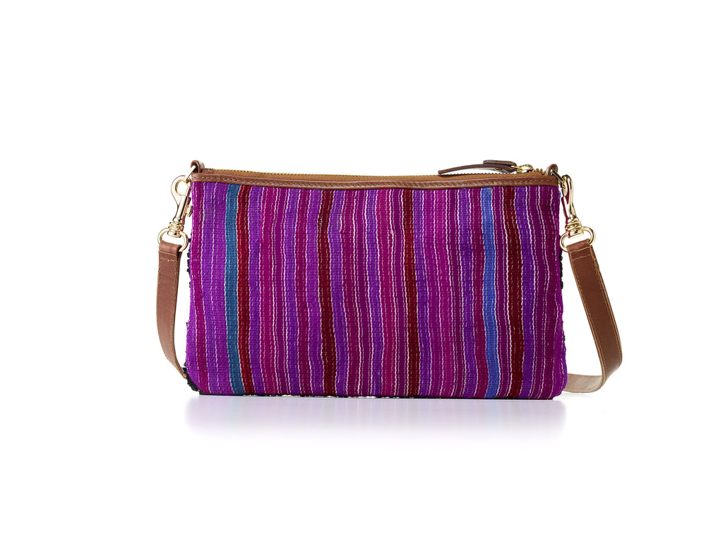 Agustina Crossbody (Purple)