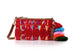 Agustina Crossbody (red/multi)