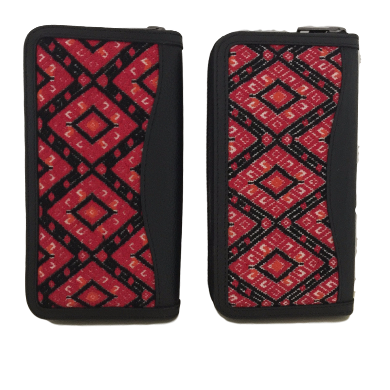Guadalupe Ziparound Wallet