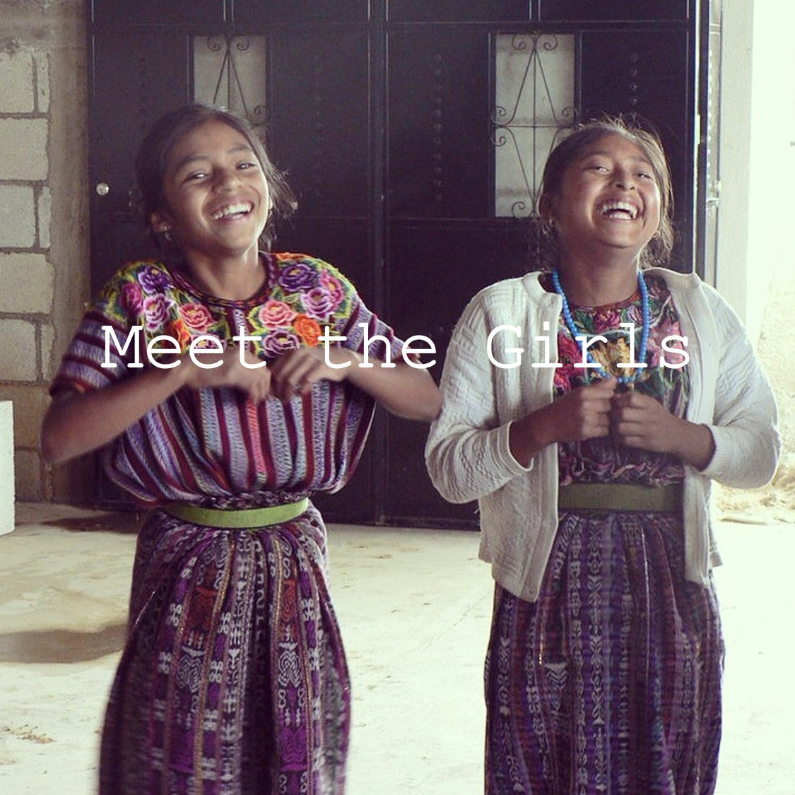Catrinka girls education project Guatemala