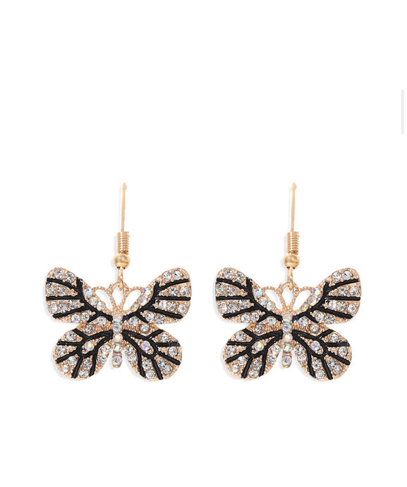 Mara Butterfly Earrings