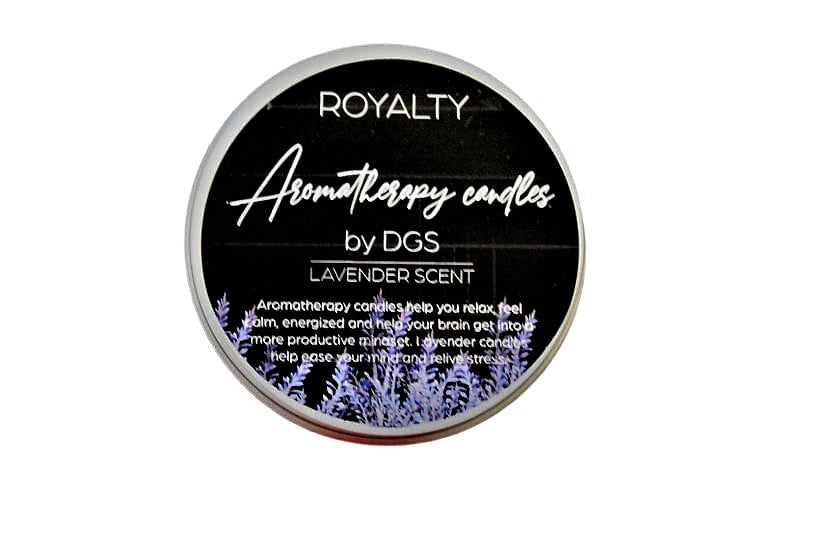 Royalty Aromatherapy candle