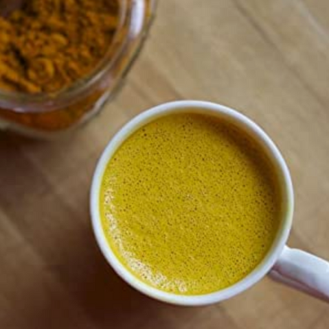 Turmeric Tea or Golden Milk