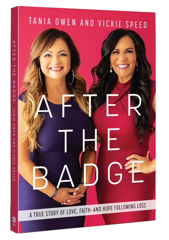 After The Badge by Tania Owen and Vickie Speed