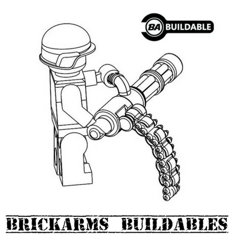 Buildable Weapons