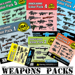 Weapons Packs