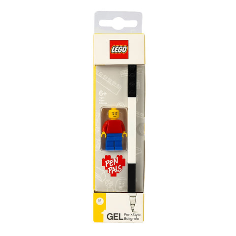 LEGO® Black Gel Pen With Minifigure
