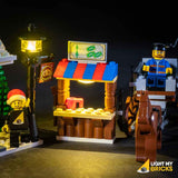 Winter Village Bakery #10216 Light Kit